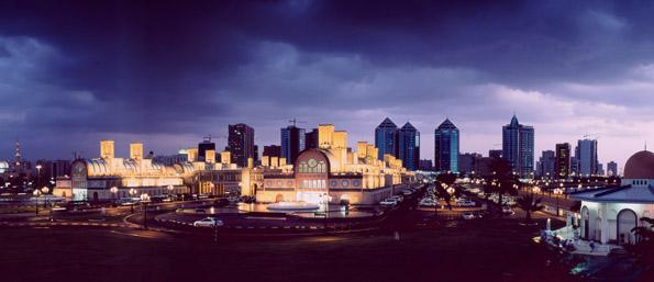 Sharjah rückt als islamische Kulturhaupstadt im Jahre 2014 in den internationalen Fokus. (Foto SCTDA)