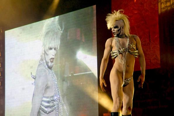 Die Drag Queen Show ist eines der größten Spektakel beim Karneval auf Gran Canaria. (Foto: Udo Haafke)
