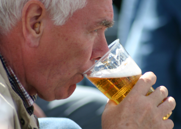 Mit Wal-Mehl gebrautes Bier klingt zunächst einmal speziell. (Foto: Karsten-Thilo Raab)