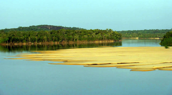 Park National El Tuparro steht als Biospährenreservat unter dem Schutz der UNESCO. (Foto: Hasselkus)