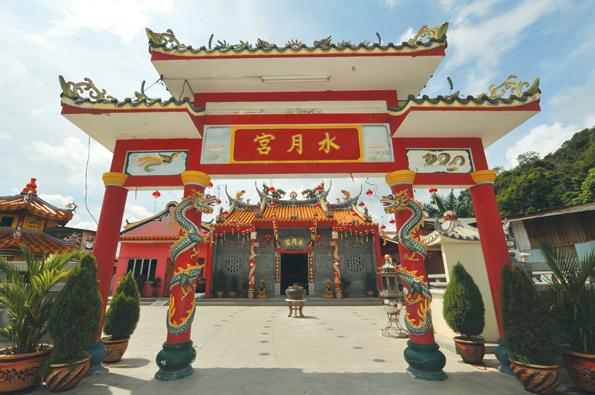 Aufgrund der chinesischen Wurzel vieler Malaien wird auch in Malaysia das Chinese New Year feierlich begangenen. (Foto: Hasselkus)
