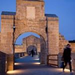 Trutzig und umkämpft: Pamplonas Zitadelle
