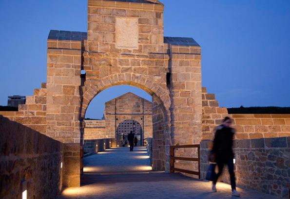 Pamplonas Zitadelle stand im Mittelpunkt des spanischen Unabhängigkeitskrieges und ist heute das Wahrzeichen der Stadt.
