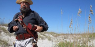 "Piratenfieber in North Carolina: Kopfloser Blackbeard und ""Fluch der Karibik""-Feeling"