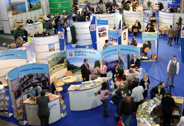 Reiseinformationen zu 180 Ländern aus erster Hand bitete die ITB (Foto: Karsten-Thilo Raab)