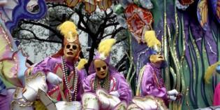 """Let the Good Times roll"": Festival-Saison in New Orleans lockt Berühmtheiten an"