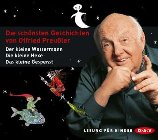 CD mit Texten von O. Preußler