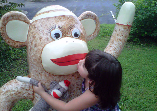 """""""Monkey Madness"""" heißt es nun wieder in Rockford im US-Bundesstaat Illionois."""
