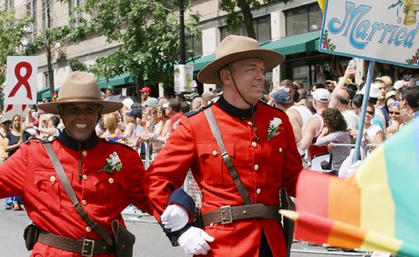 Das kanadische Toronto beheimatet dsas WorldPride-Festival 2014.