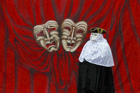 Der Karneval in Remiremont ist ein Festival der Maskerade und der Hingucker. (Foto: Udo Haafke)