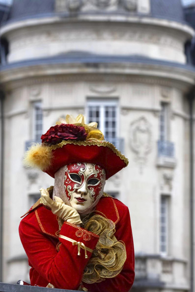 Nur 10.000 Einwohner klein und im Karneval ganz groß:  Remiremont. (Foto: Udo Haafke)