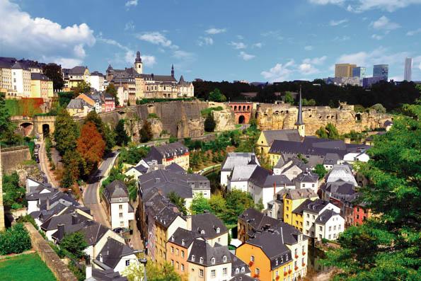 Luxemburg ist ein gefragtes Reiseziel. Gäste schätzen die Vielfalt an Sehenswürdigkeiten, das einzigartige Ambiente der pittoresken Altstadt und der gewaltigen Festungsüberreste. (Foto: LCTO)