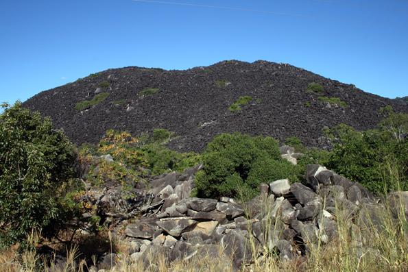 Weitgehend unbekannte Naturschönheit in Queensland: Die Black Mountains. (Foto: Karsten-Thilo Raab)