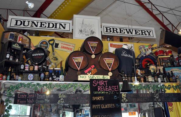 Die Dunedin Brewery ist die älteste Brauerei der Region.