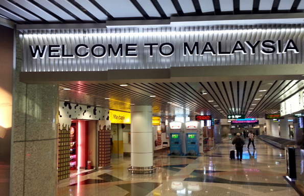 Der Kuala Lumpur International Airport soll sich noch stärker als Hub für Flüge nach Australien und Neuseeland etablieren. (Foto: Karsten-Thilo Raab)