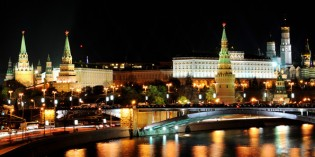 Moskau mit einem neuen Informationsportal
