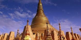 Myanmar strebt auf touristische Landkarte