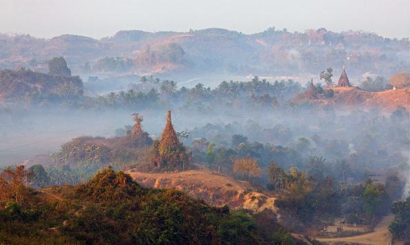 Mehr und mehr Menschen möchten sich vom Zauber Myanmars in ihren Bann ziehen lassen - doch noch ist die Infrastruktur ausbaufähig.