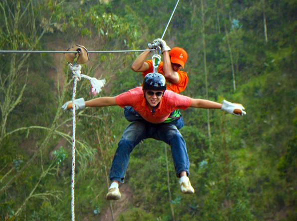 Das ecuadorianische Cuenca gilt als Paradies für Outdoor-Aktivitäten jeglicher Art.