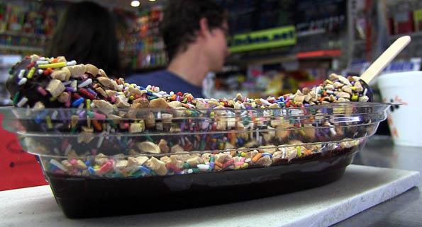 Entlang des Chocolate Trails wartet mehr als nur ein Schiffchen voll Süßigkeiten auf eine Geschmacksprobe.