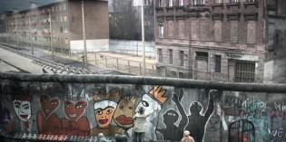 Alltagsphänomene links und rechts der Mauer – Panometer zeigt fiktiven Tag im geteilten Berlin