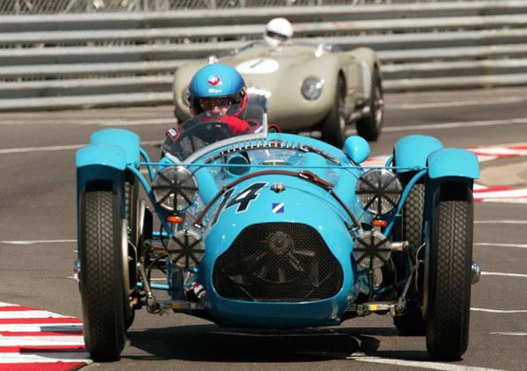 Insgesamt sieben Rennen stehen beim seit 1977 ausgefahrenen Historischen Grand Prix in Monaco auf dem Programm. (Foto: Visit Monaco)