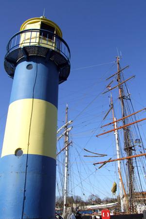 Maritimes Flair ist charakteristisch für den beliebten Urlaubsort am Ende der Eckernförder Bucht.