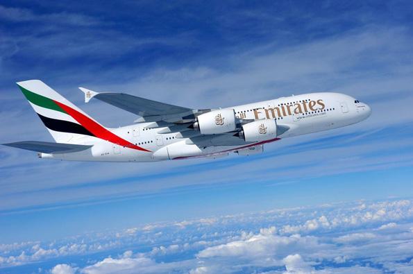Mit dem A380 verbindet Emirates ab Juli Dubai mit Kuwait. (Foto Emirates)