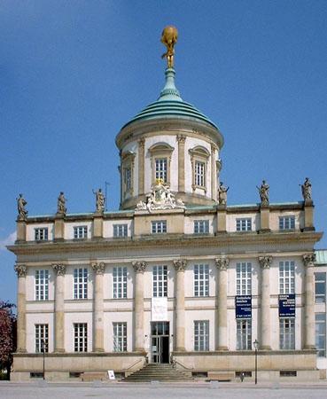Das Alte Rathaus von Potsdam