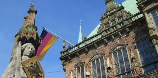Bremens Wahrzeichen: Rathaus und Roland