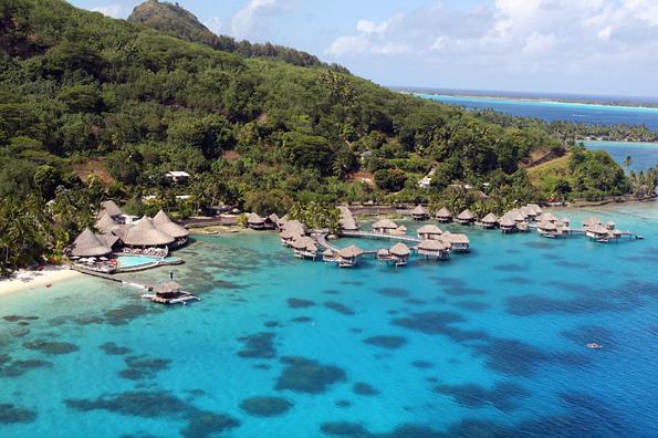 Bora Bora - ein Inseltraum in der Südsee. (Foto: Sofitel)