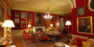 Sich betten im Bilderbuchschloss –Fürstlich übernachten in Großbritannien