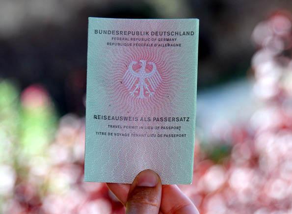 Wenn alle Stricke reißen, kann auch noch kurzfristig ein Ersatz-Reisepass ausgestellt werden. (Foto: Karsten-Thilo Raab)