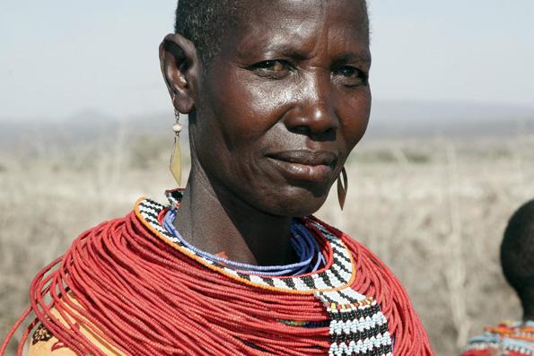 Vertreter von einem Dutzend Volksstämmen kommen am Lake Turkana zusammen.