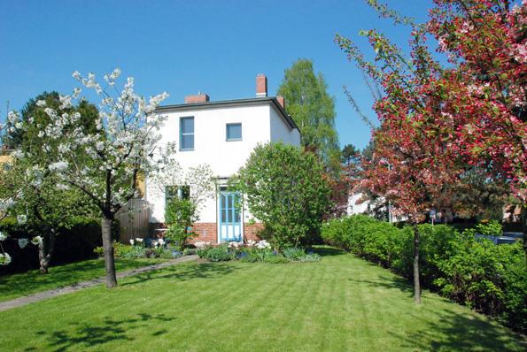 Tautes Heim entpuppt sich smat Garten als ein Kleinod im Süden Berlins.