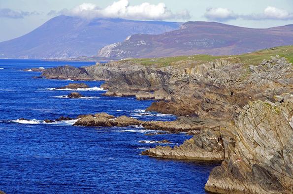 """""""Blueway"""" ermöglicht dank des Perspektivwechsel ganz neue Blicke auf Irlands Atlasntik-Küste. (Fotos. Tourism Ireland)"""