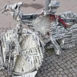 Die große Verschwindibusliga des Fahrradklaus