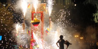 Cuenca sieben Tage lang in Feierlaune
