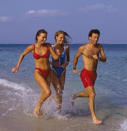Ob beim Joggen am Strand oder Marathon-Wettbewerb - auf Mauritius mangelt es für Laufsportenthusiasten nicht an Möglichkeiten.
