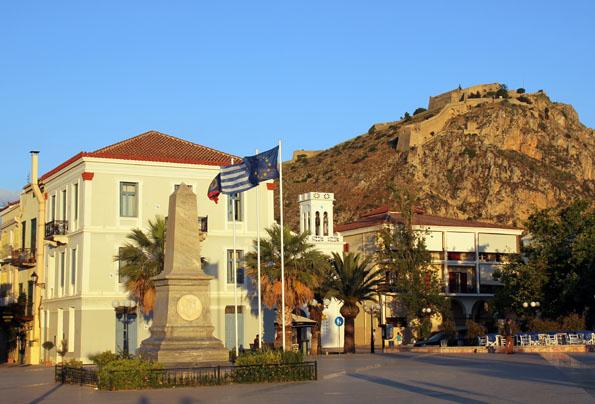 Geschichtsträchtig und überaus sehenswert: Griechenlands erste Hauptstadt Nauplia. (Foto: Karsten-Thilo Raab)
