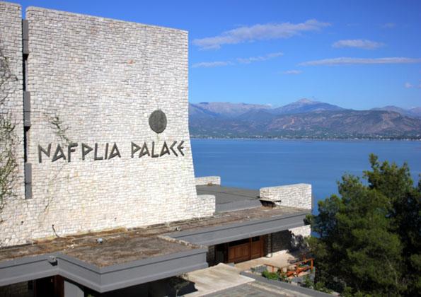 Das Nauplia Palace besticht durch Luxus und grandiose Ausblicke auf die Küste vor Griechenlands erster Hauptstadt. (Foto: Karsten.-Thilo Raab)