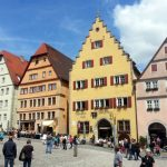 Rothenburg ob der Tauber – zwischen Zuckerbäckerromantik und Kitsch