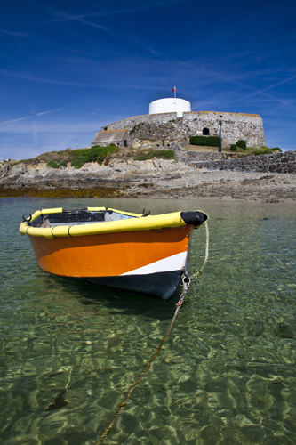 Nicht nur während des Festivalsommers zeigt sich Guernsey von seiner schönsten Seite. (Foto Visit Guernsey)