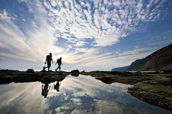 Der Great Ocean Walk verspricht spektakuläre Aussichten.