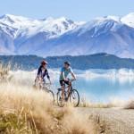 Abenteuer Radfahren in Neuseeland