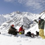 Skispaß mitten im europäischen Sommer: Weiße Pracht lockt in Chiles Anden