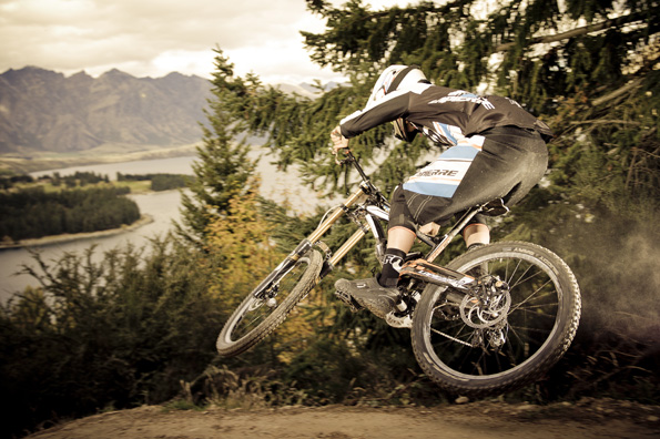Beim Queenstown Bike Festival kommen insbesondere Downhillfahrer und Mountainbiker auf ihre Kosten.