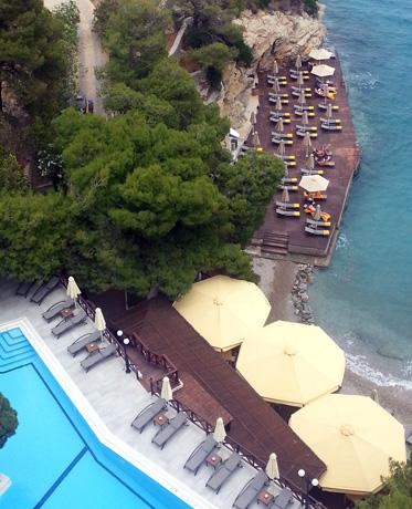 Das Sirene Blue Resort verfügt nicht nur über einen eigenen Strand, sondern auch über eine einladende Poollandschaft. (Foto: Karsten-Thilo Raab)