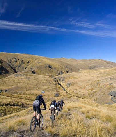 Entspannend und abseits des Verkehrs: Eine Radtour durch Central Otago.