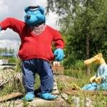 Top-gepflegt und bunt, ohne schrill zu sein: Das Ravensburger Spieleland